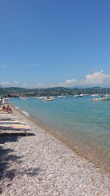 Lake Garda Camper Stop